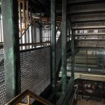 Canary Warf Novotel straight staircase M-Tech Engineering