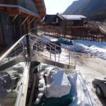 Chamonix staircase M-Tech Engineering