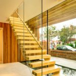 Chiswick strule cons residential straight staircase M-tech Engineering