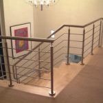 Croft road residential straight staircase M-tech Engineering