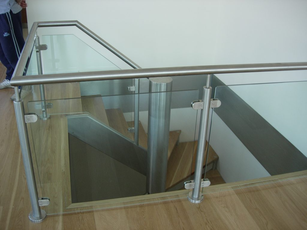 Gifford street residential straight staircase M-tech Engineering