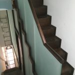 Hasker street residential straight staircase M-tech Engineering