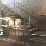 Igmore street straight staircase commercial M-tech Engineering