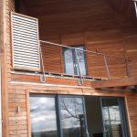 M-tech Engineering balcony balustrade