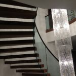 M-tech Engineering LNT Linton lane helical staircase