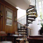 Maresfield gardens spiral staircase M-tech Engineering