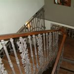 Peevee commercial straight staircase M-tech Engineering