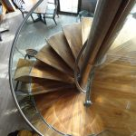 Prezzo Didcot spiral staircase M-tech Engineering Nottingham