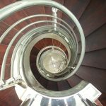 Prezzo Lincoln helical staircase M-tech Engineering