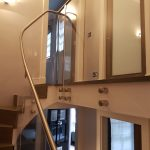 Size breed Wilton road residential staircase M-tech Engineering