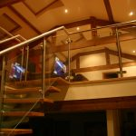 Stewart Walker residential straight staircases M-tech Engineering