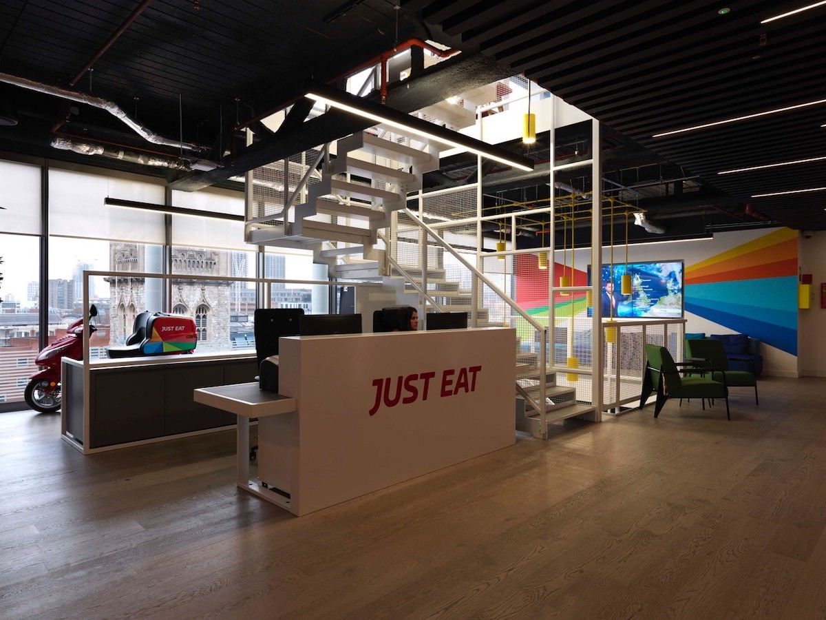 Just Eat M Tech Engineering Leading Staircases